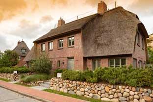 Luxus Ferienhaus auf Sylt